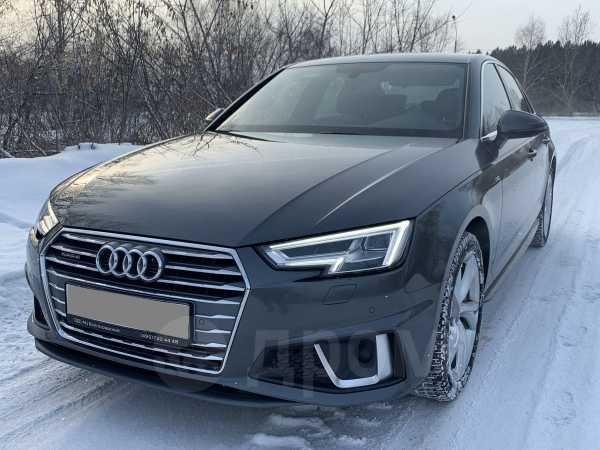 Audi A4, 2018 год, 1 900 000 руб.