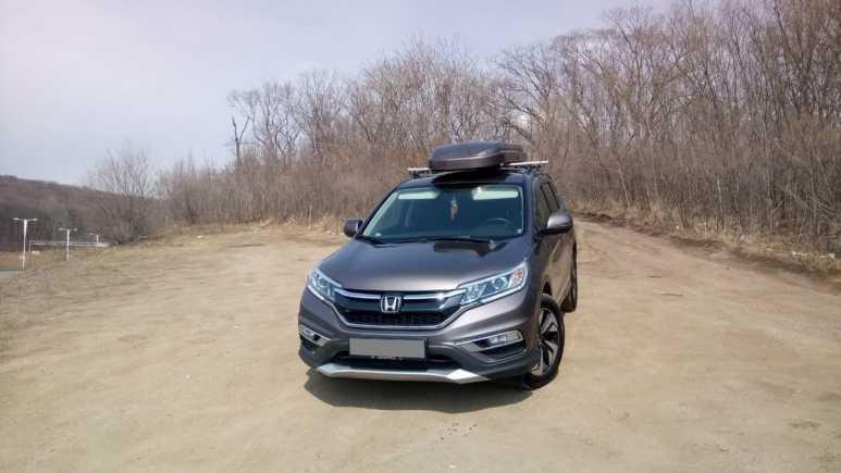Honda CR-V, 2015 год, 1 450 000 руб.