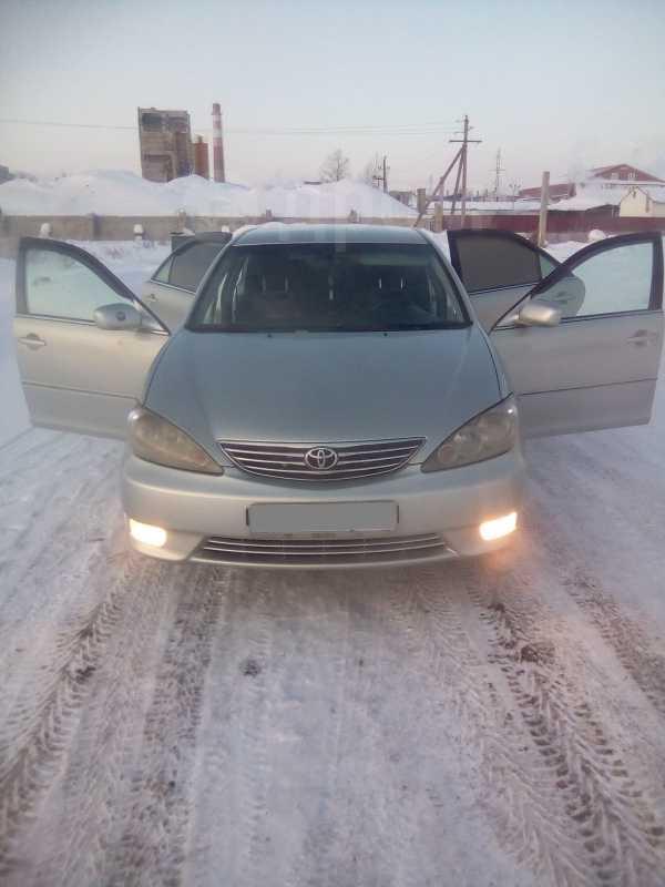 Toyota Camry, 2005 год, 387 000 руб.