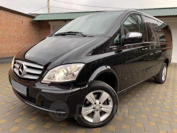 Mercedes-Benz Viano, 2012 год, 1 940 000 руб.