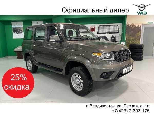 УАЗ Патриот, 2019 год, 1 194 000 руб.