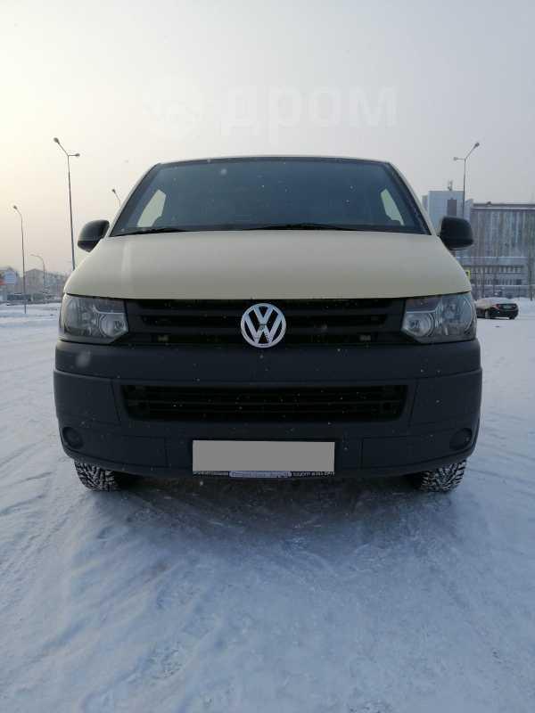Volkswagen Transporter, 2010 год, 585 000 руб.