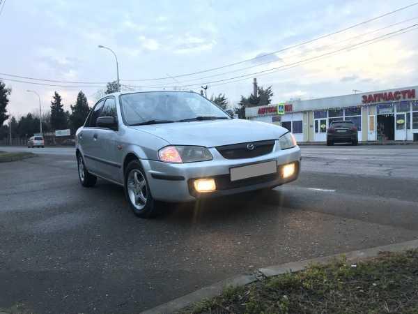 Mazda 323, 1999 год, 150 000 руб.