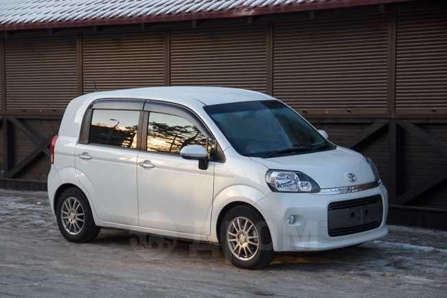 Toyota Porte, 2016 год, 690 000 руб.