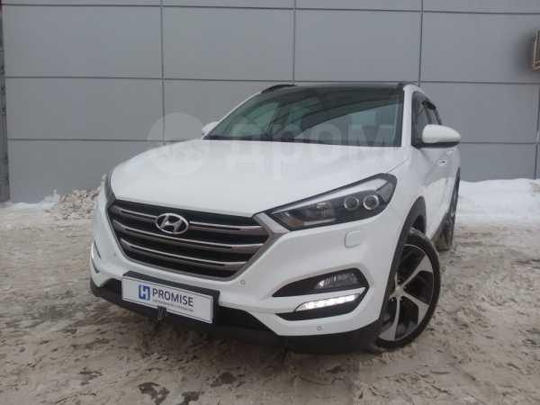 Hyundai Tucson, 2018 год, 1 499 000 руб.