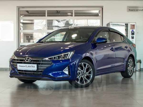 Hyundai Elantra, 2019 год, 1 485 000 руб.