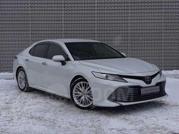 Toyota Camry, 2018 год, 1 928 000 руб.