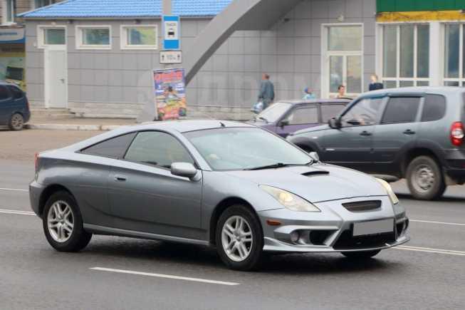 Toyota Celica, 2001 год, 430 000 руб.