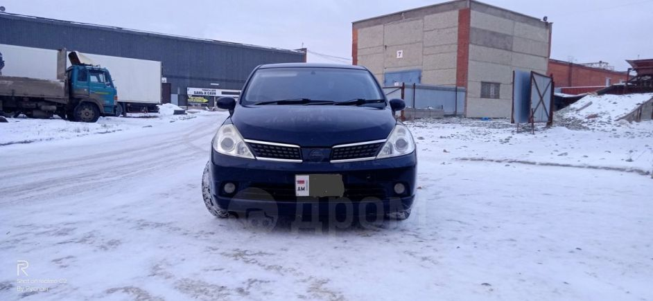 Nissan Tiida, 2006 год, 260 000 руб.