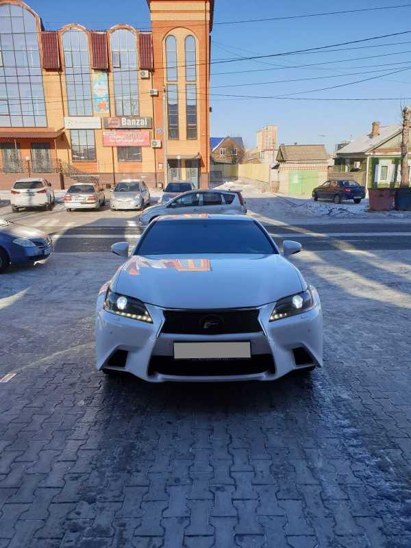 Lexus GS250, 2012 год, 1 359 000 руб.
