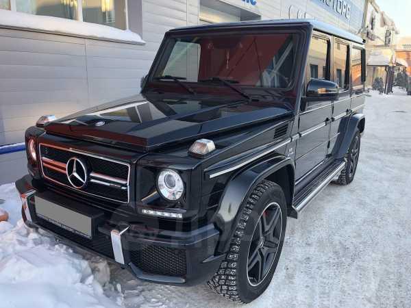 Mercedes-Benz G-Class, 2012 год, 4 500 000 руб.