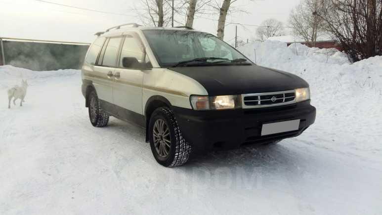 Nissan Prairie, 1998 год, 115 000 руб.