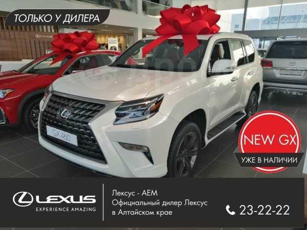 Lexus GX460, 2019 год, 5 543 000 руб.