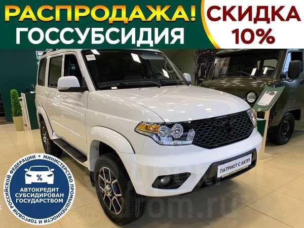 УАЗ Патриот, 2019 год, 1 268 000 руб.