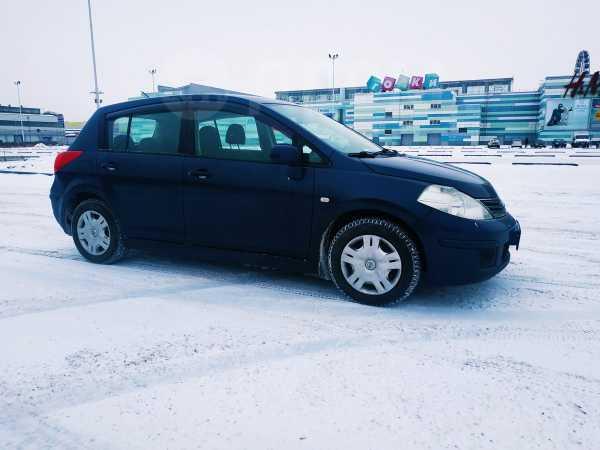 Nissan Tiida, 2010 год, 350 000 руб.