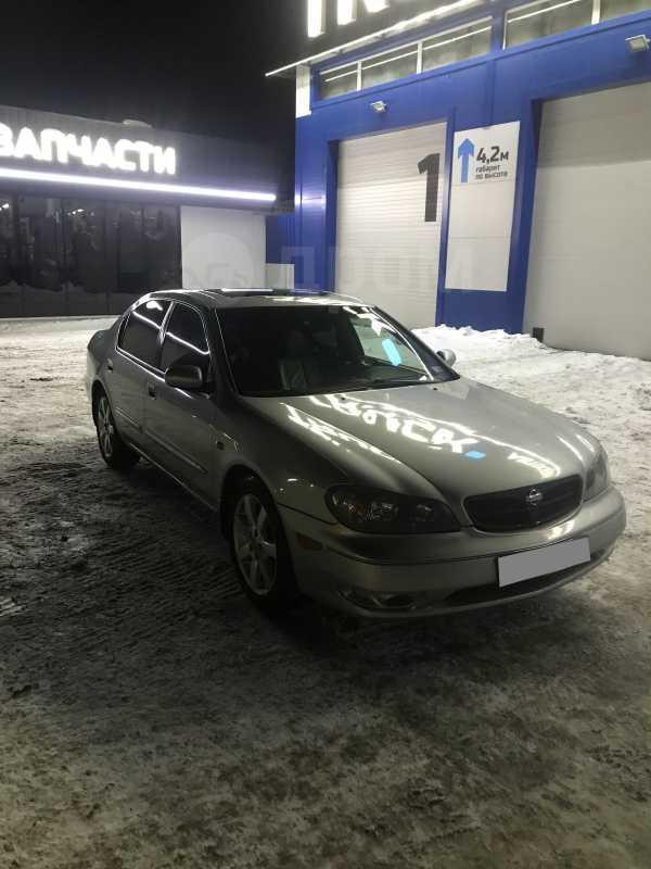 Nissan Maxima, 2004 год, 260 000 руб.