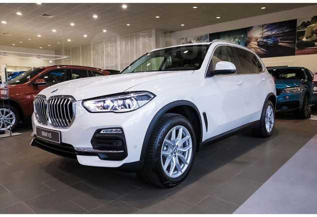 BMW X5, 2019 год, 5 860 930 руб.