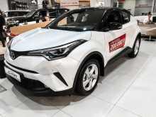 Москва Toyota C-HR 2019