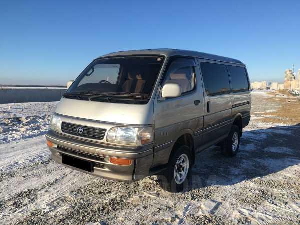 Toyota Hiace, 1996 год, 530 000 руб.