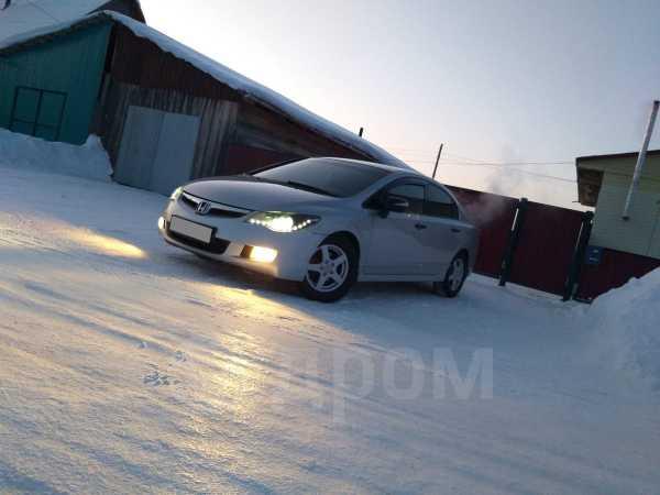 Honda Civic, 2007 год, 444 090 руб.