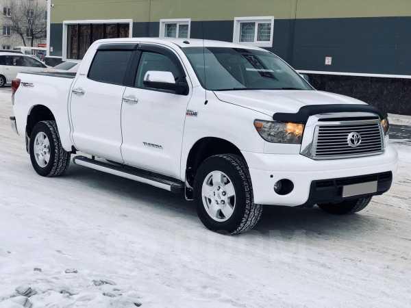 Toyota Tundra, 2011 год, 2 000 000 руб.