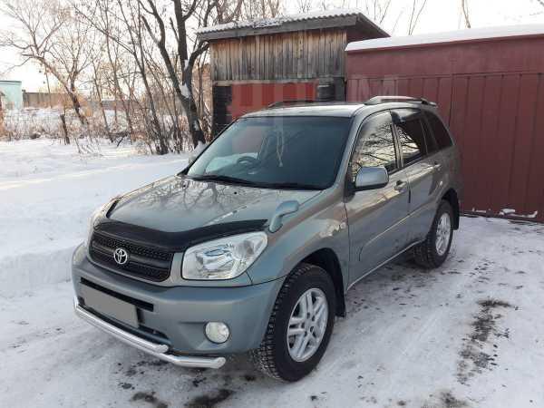 Toyota RAV4, 2004 год, 645 000 руб.