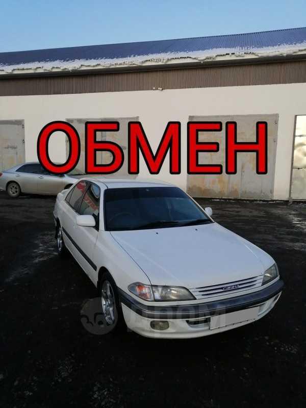 Toyota Carina, 1998 год, 199 000 руб.