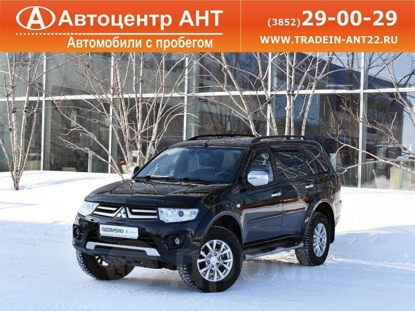 Mitsubishi Pajero Sport, 2014 год, 1 369 000 руб.