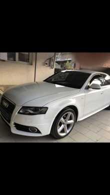 Туапсе Audi A4 2011