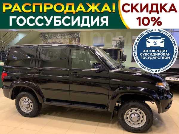 УАЗ Патриот, 2019 год, 1 040 000 руб.