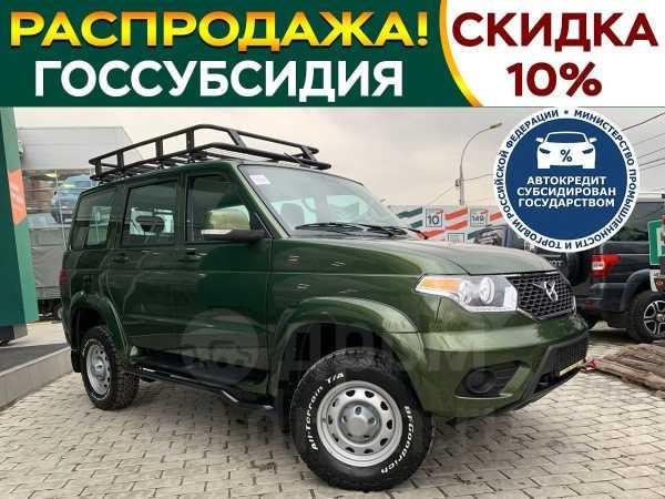 УАЗ Патриот, 2019 год, 1 107 000 руб.