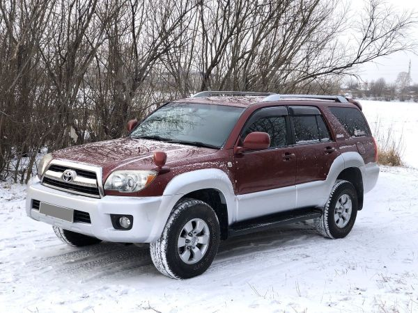 Toyota Hilux Surf, 2006 год, 1 050 000 руб.