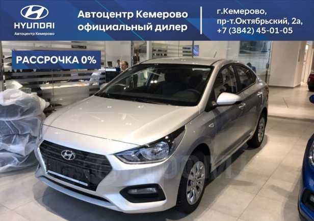 Hyundai Solaris, 2019 год, 797 400 руб.
