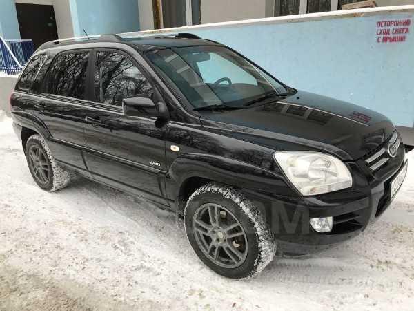 Kia Sportage, 2006 год, 560 000 руб.