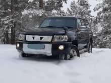 Якутск Nissan Safari 2007