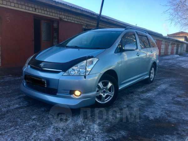 Toyota Wish, 2005 год, 530 000 руб.
