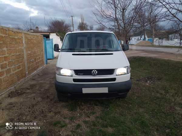Volkswagen Transporter, 2002 год, 400 000 руб.