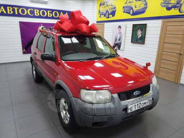 Mazda Tribute, 2001 год, 390 000 руб.