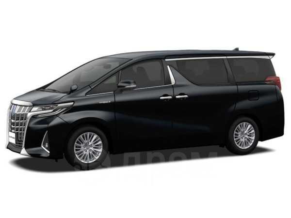 Toyota Alphard, 2019 год, 4 868 000 руб.