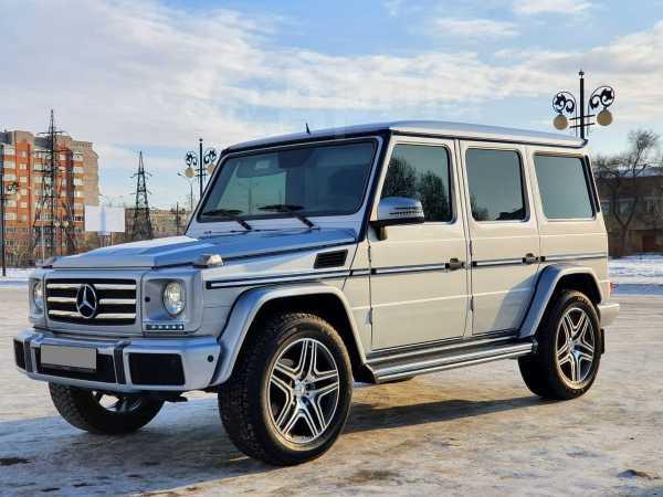 Mercedes-Benz G-Class, 2008 год, 2 490 000 руб.