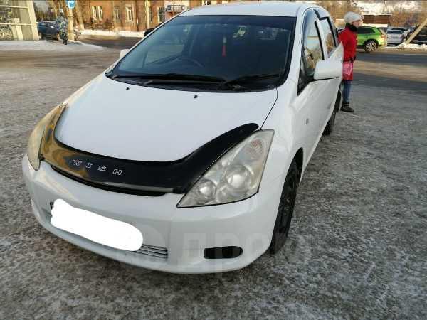 Toyota Wish, 2003 год, 405 000 руб.