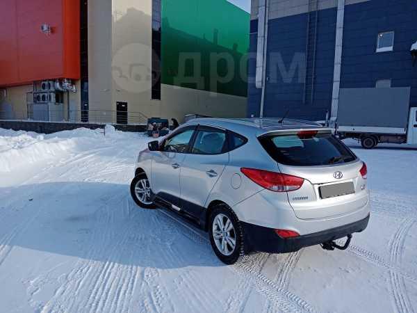 Hyundai ix35, 2011 год, 635 000 руб.