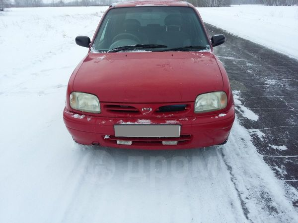 Nissan March, 1997 год, 65 000 руб.
