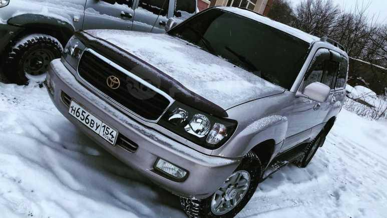Toyota Land Cruiser, 1999 год, 775 000 руб.