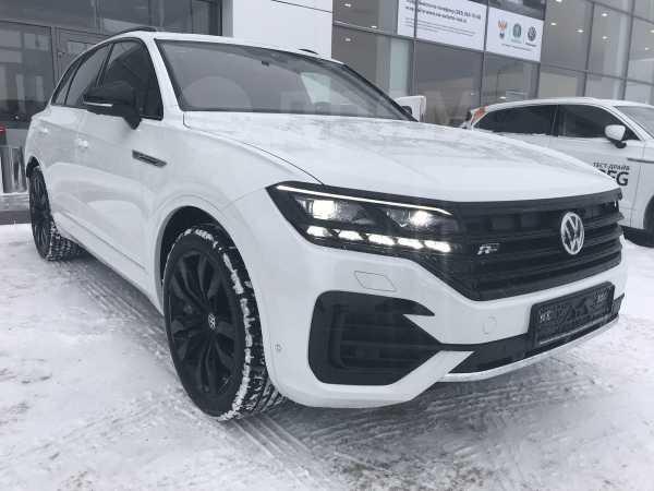 Volkswagen Touareg, 2019 год, 5 429 913 руб.