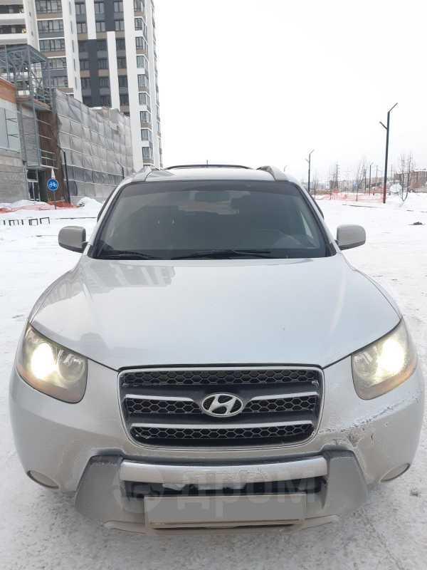 Hyundai Santa Fe, 2006 год, 449 000 руб.