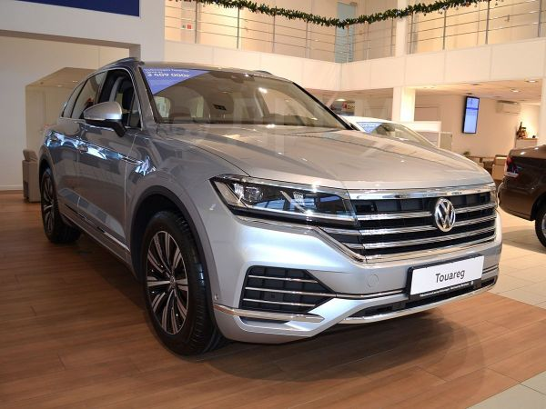 Volkswagen Touareg, 2019 год, 4 895 000 руб.