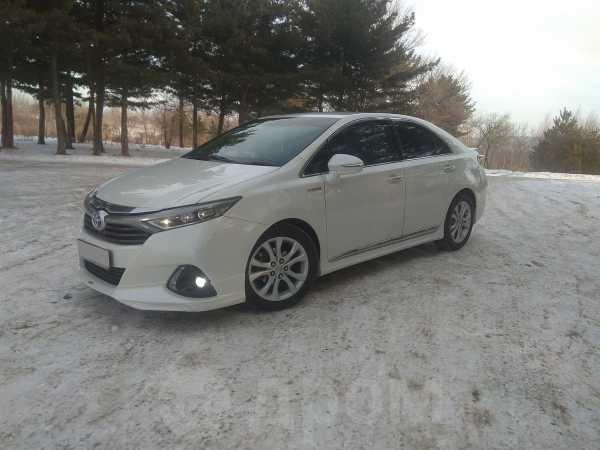 Toyota Sai, 2014 год, 1 120 000 руб.