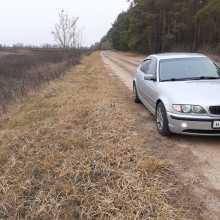 Клинцы BMW 3-Series 2001