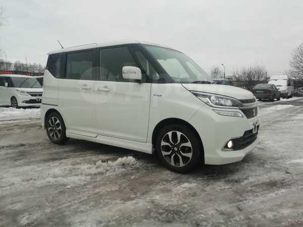 Suzuki Solio, 2016 год, 794 444 руб.